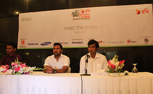 Smartphone expo Press Conference-TechShohor
