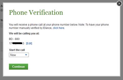 elance phone verification-2-TechShohor