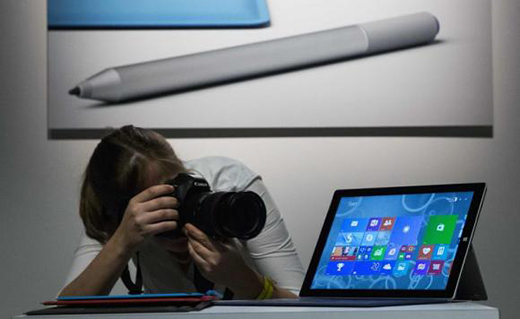 Microsoft surface pro 3 tablet-TechShohor