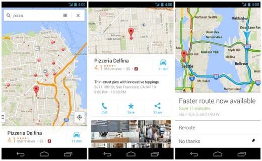 New-Google-maps_techshohor