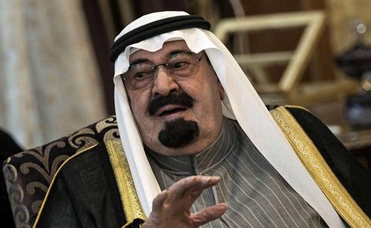 Saudi king abdullah-TechShohor