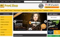 royalshopbd website-TechShohor