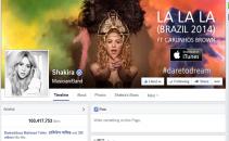 Shakira,-techshohor