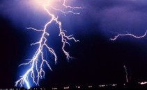 Google loses data as lightning strikes