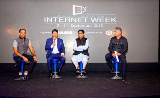 Internet Week 2015