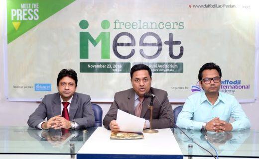 Freelancers meet