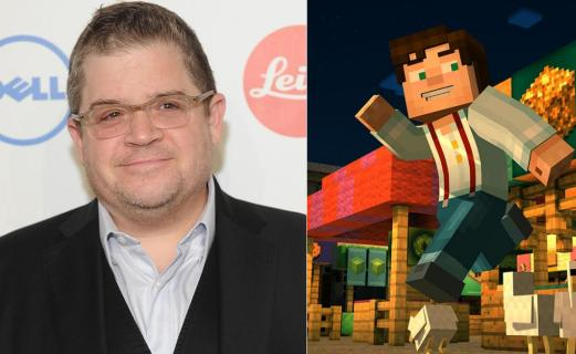 Patton Oswalt — Minecraft Story Mode