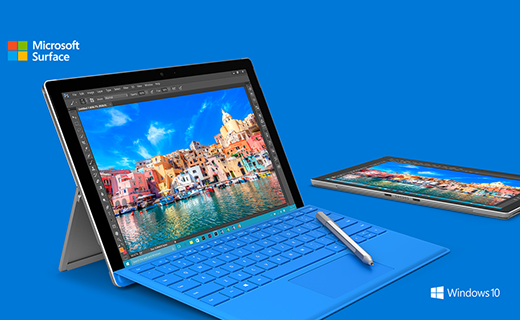 Surface Pro 4-TechShohor