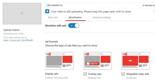 enable-google-adsense-while-uploading