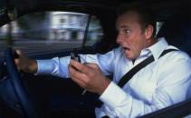 Cellphone-driving