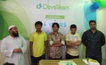 DevsTeam Limited 4th year celebration-TechShohor