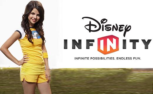 Disney Infinity - Selena Gomez - TechShohor