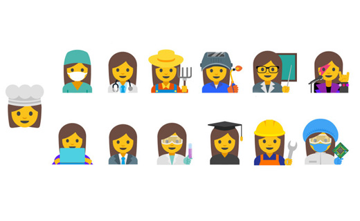 Emoji-Women-techshohor