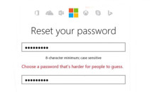 Microsoft Password-TechShohor