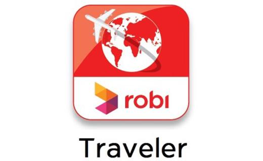 Robi Traveler App-techshohor
