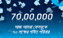 Grameenphone 70 lac fan on Facebook-TechShohor