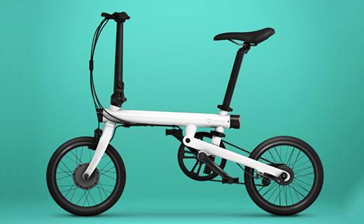 Mi QiCYCLE Electric Folding Bike-techshohor