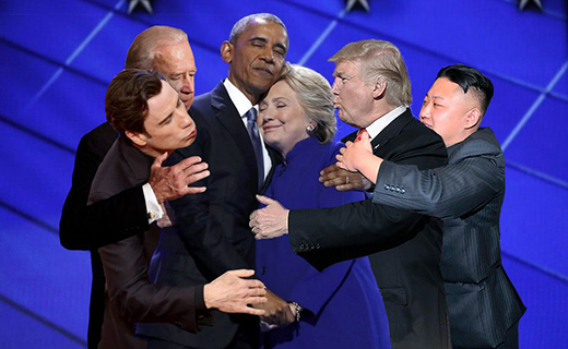 Obama-clinton-hug-3-TechShohor