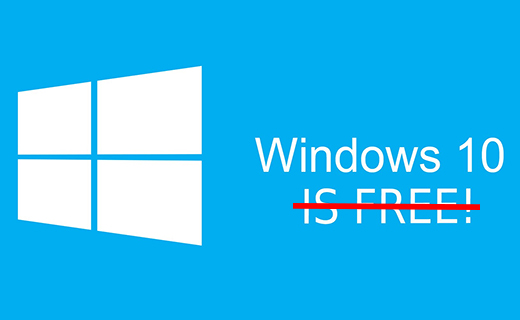 Windows 10 free upgrade-TechShohor