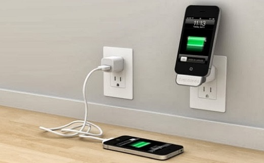 iPhone charging-techshohor