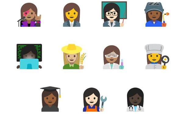 new-google-women-emojis-techshohor