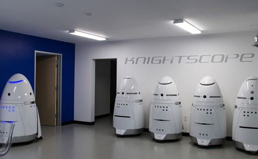 security robot-techshohor