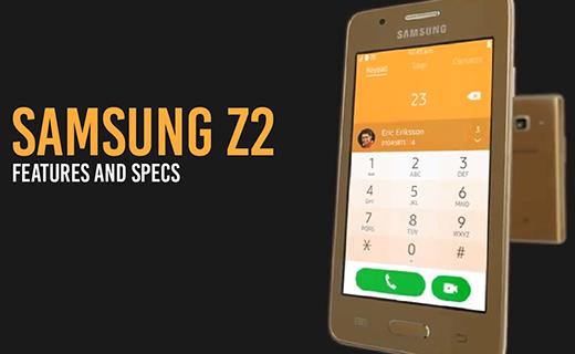 Samsung Z2-TechShohor