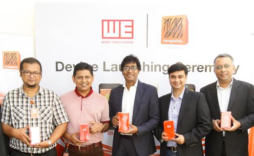 Banglalink- WE-Techshohor