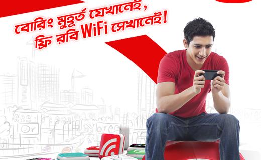 Robi Wi-Fi
