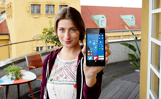 Windows powered mobile Lumia-TechShohor