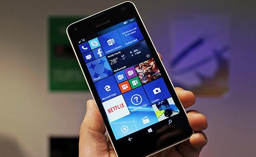 Microsoft Lumia 550-TechShohor