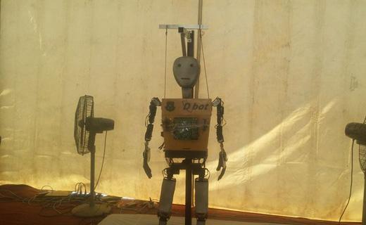 Robot-Techshohor