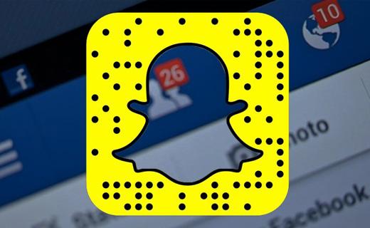 Snapchat-Facebook-Techshohor