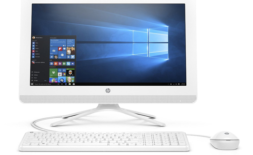 HP all in one pc-Techshohor
