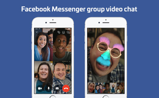Facebook-Messenger-group-chat-