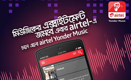 2. Airtel-Yonder Music App
