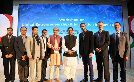 Digital Entrepreneurship & Innovation in Bangladesh-Techshohor