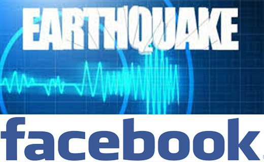 Facebook Earthquack-Techshohor