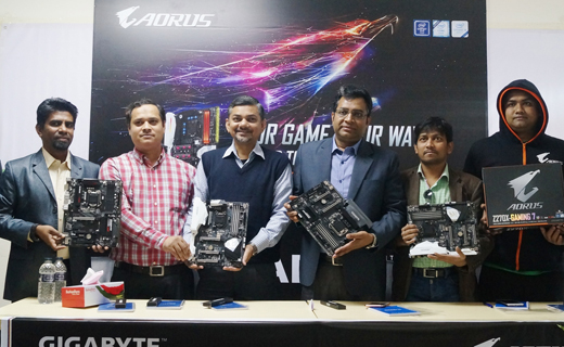 Gigabyte Press Meet 1