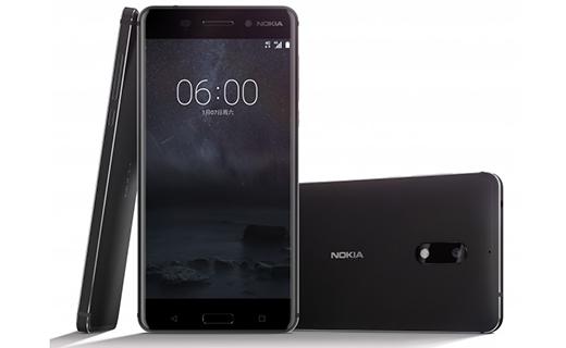 Nokia 6 smartphone-TechShohor