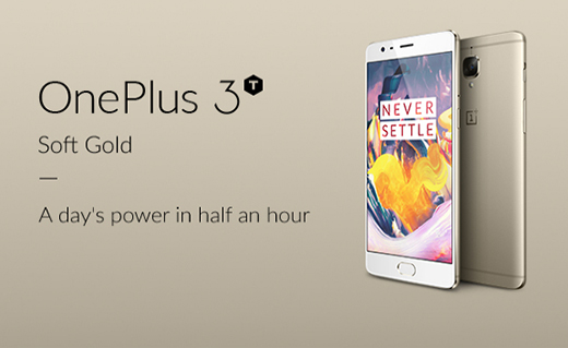 OnePlus-3T-Soft-Gold-TechShohor