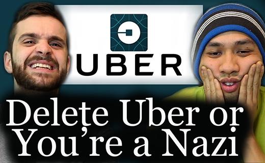 Delete Uber-TechShohor