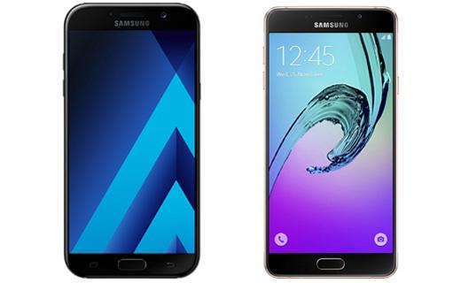 Samsung-A7 2017-Techshohor