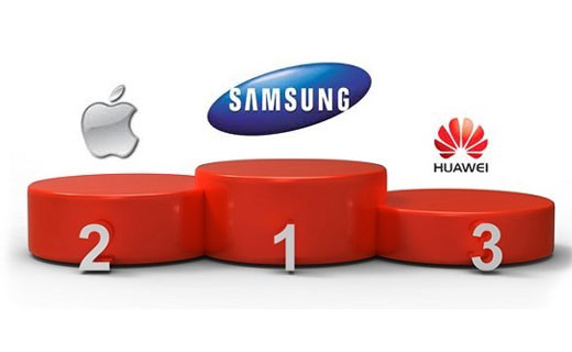 Samsung-Apple-Huawei-techshohor