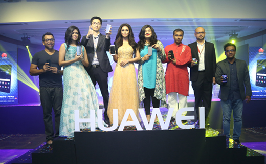 HUAWEI P10 and P10 Plus Launch-Techshohor