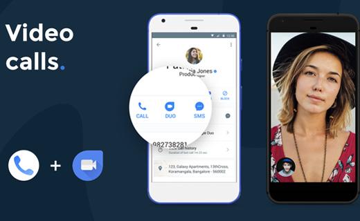 Truecaller -Google Duo-Techshohor