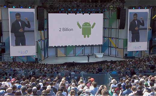 Android 2 billion user-TechShohor