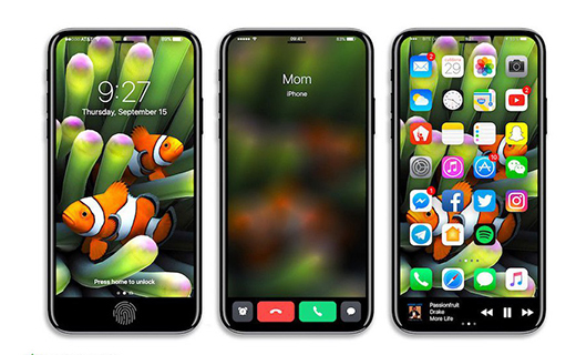 Iphone 8 concept-TechShohor