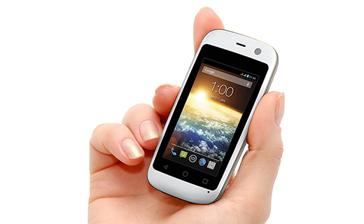 Smallest-smartphone-Jelly-TechShohor