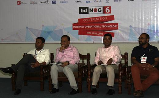 bdNOG6 Conference-Techshohor